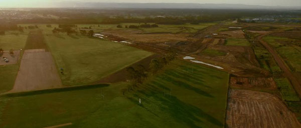 Clear skies ahead for Akuna Vista development at Schofields Aerodrome